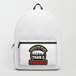 there are more than 2 genders Backpack