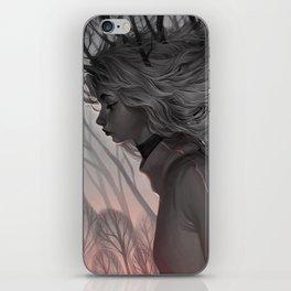 Tangled iPhone Skin
