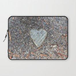 Wild Rock Heart Laptop Sleeve