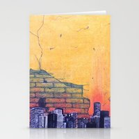 denver Stationery Cards featuring denver by Saari Shelhart