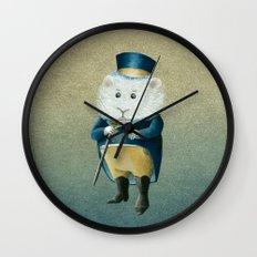 Beau Wall Clock