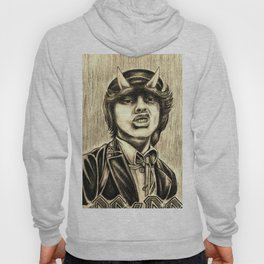 Ac Dc Angus Young Hoody