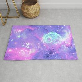 Pastel Galaxy Rug