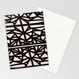Ironwork_vertical Stationery Cards