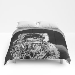 first contact Comforters