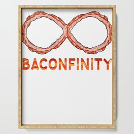 Baconfinity Serving Tray
