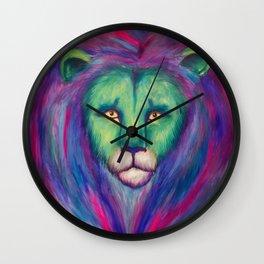 Løve Wall Clock