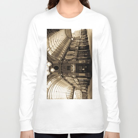 Leadenhall Market London Long Sleeve T-shirt