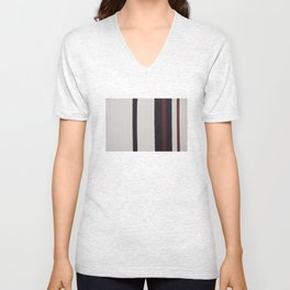 Abstract #4 Unisex V-Neck