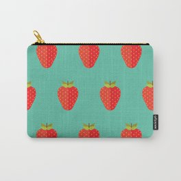 Strawberry party Carry-All Pouch