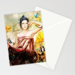 Ellen Allien Stationery Cards