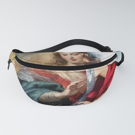 Heaven's Sun May Stain Fanny Pack