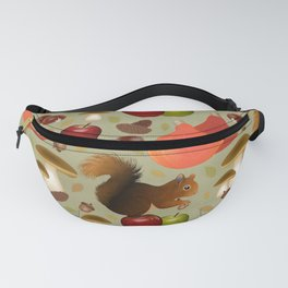 Hello Autumn! Fanny Pack