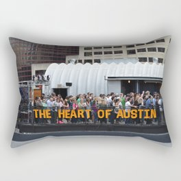 SXSW Rectangular Pillow