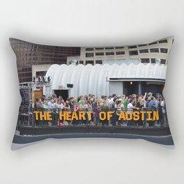 SXSW Rectangular Pillow