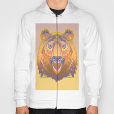 Graphic Abstraction Hoody