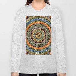 Hippie mandala 65 Long Sleeve T-shirt