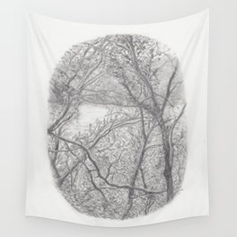 Glimpse of Nature Wall Tapestry