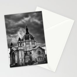 Cathedral of St. Paul, Minnesota Stationery Cards