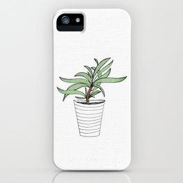 Botanic iPhone Case