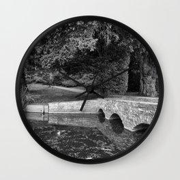 Newton Park Bridge. Wall Clock