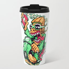 GREEN - Scooter Travel Mug