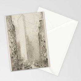 Vintage Flatiron Building, NYC - Childe Hassam, 1916 Stationery Cards