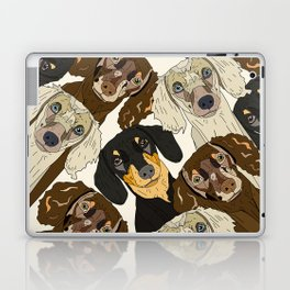 Doxie Nation Laptop & iPad Skin