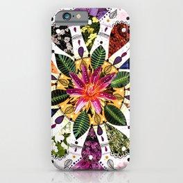 Flower Mandala iPhone Case