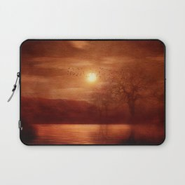 Woods To Conjure Laptop Sleeve