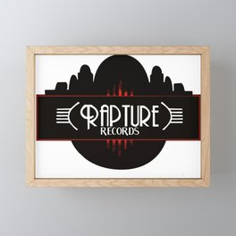 Bioshock - Rapture Records Framed Mini Art Print