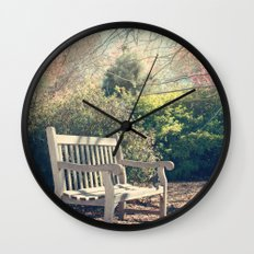 Waiting for you! Wall Clock