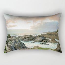 Coastal view Rectangular Pillow