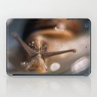 salt water iPad Cases featuring Salt by Ozgur Kalender