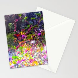 Magic Butterfly Stationery Cards