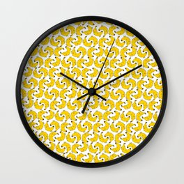 Banacat Wall Clock