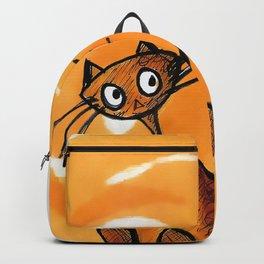Happy Halloween - cats Backpack