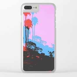 HotSummer Clear iPhone Case