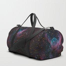 Thor's Helmet Nebula Duffle Bag