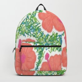 Paradise Blooms Backpack