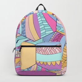 MOSAICOTRENZAS Backpack