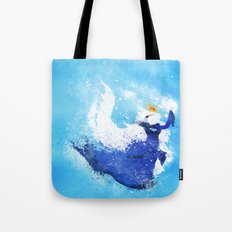 Freeze! Tote Bag