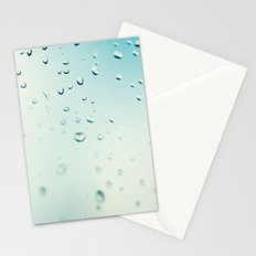 After rain comes sunshine Stationery Cards