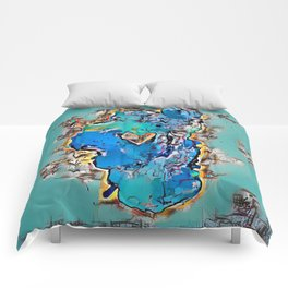 Waters Edge Comforters