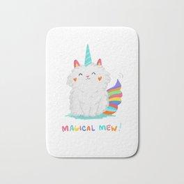 Magical Mew Bath Mat