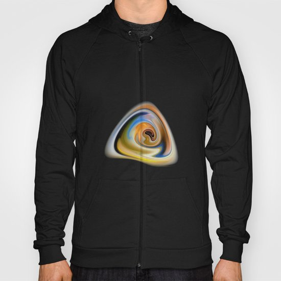 Triangle Spiral Hoody