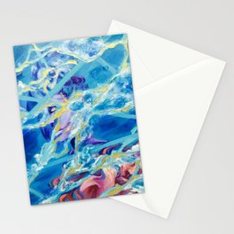 girls like girls and boys Stationery Cards