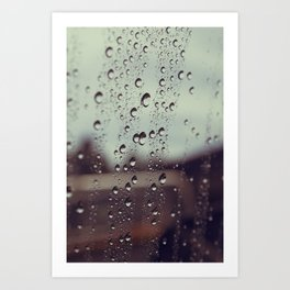 Carwash Art Print