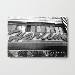 Harlem Metal Print