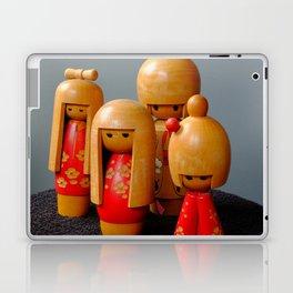 Jpanese Dolls Laptop & iPad Skin